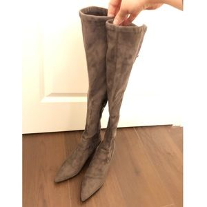 Kendall & Kylie Over the Knee Boots